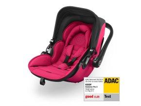 Novorozenecká autosedačka s funkcí na ležení Kiddy Evolution 41920EV189 pv ADAC