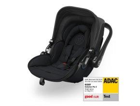 Novorozenecká autosedačka s funkcí ležení na kočárku Kiddy Evolution Pro 2 41920EV191 pv ADAC