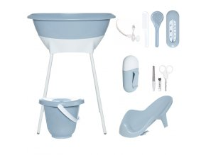 Sada na koupání novorozenců Luma Celestial BlueL104057