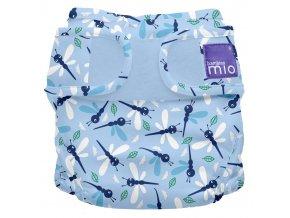 Látkové svrchní plenkové kalhotky pro děti od 9 do 15 kg MS DAZE