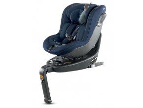 Otočná dětská autosedačka od narození do 18 kg schválena podle normy i-Size Inglesina KEPLERO NAVY