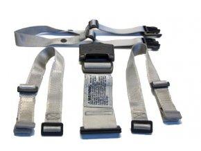 2A00GA500 pásy na magnum šedé