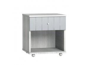 Noční stolek KAMILLA Polar
