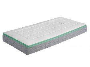 Oboustranná matrace do postýlky 140x70 cm vysoká 13cm WENDY