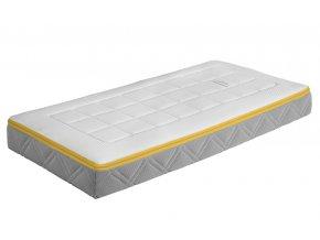 Oboustranná matrace do dětské postýlky 120x60 s taštičkovými pružinami DAISY