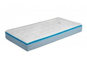 Oboustranná dětská matrace do postýlky 140x70 vysoká 14cm se systémem Nucol a vnitřním rámem ANDY