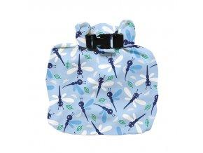 taška na mokré plenky a plavky Bambinomio je praktická věc