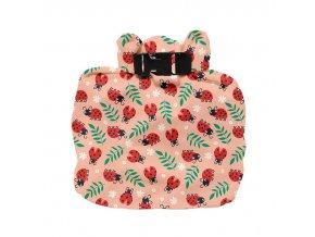 taška na mokré plenky a plavky od Bambinomio je praktická věc