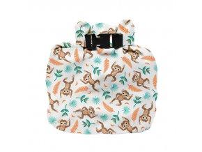 taška na mokré plenky a plavky Bambinomio je velmi praktická věc