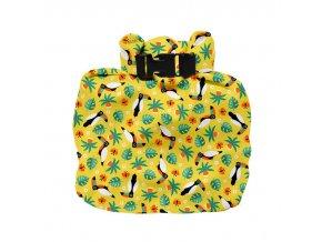 taška na mokré plenky a plavky od Bambinomio