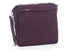QUAD PTG taška na rukojet a na přebalovací potřeby, včetně přebalovací podložky v růžovo fialové