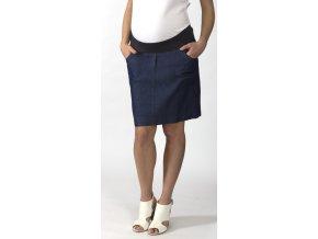 Těhotenská riflová sukně Rialto Billy  0104