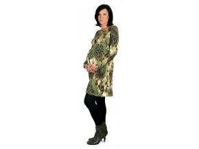 Těhotenské šaty Rialto Loos 0150 (Dámská velikost 36)
