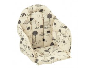 BabyDan vložka do židličky DanChair Tarok Classic