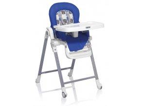 Jidelní židlička Inglesina GUSTO TURCHESE  rozbaleno z výstavy