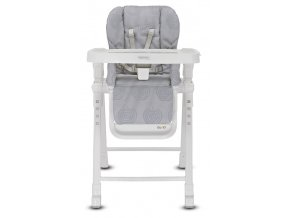 Jídelní židlička Inglesina GUSTO Silver