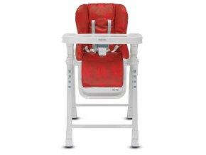 Jídelní židlička Inglesina GUSTO Strawberry
