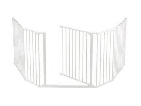 Prostorová zábrana Supreme OLAF XX bílá 90-270 cm