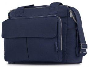 DUAL BAG SLB tmavě modrá multifunkční taška na přebalování