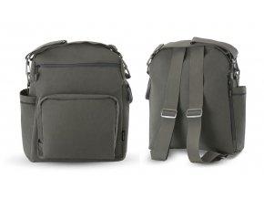 Zelená přebalovací taška i batoh v jednom APTICA XT SEQUOIA Green
