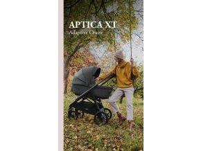 Kočárek APTICA 4v1 Polar Blue