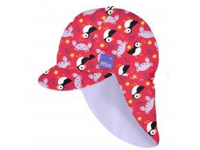 Dětská ochranná oboustranná koupací čepice Bambino Mio Nice S/M