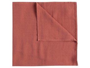 L05127 Mušelínová plenka Luma z bambusu 70x70 cm 3ks Sunset Shapes