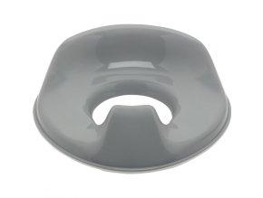 Tréninkové sedátko na toaletu Bébé-Jou Fabulous Griffin Grey