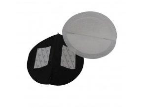 BabyDan prsní tampóny ultra absorpční 24ks, černé