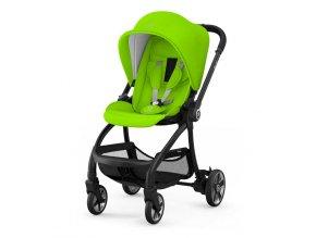 kombinovaný kočárek v zelené barvě4611FES127 pv 1280x1280px 96dpi