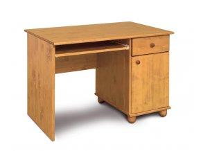 Psací stůl Faktum Tomi borovice