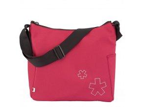 Kiddy přebalovací taška Cranberry