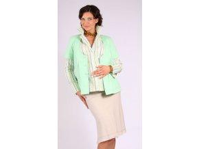 Těhotenská sukně Rialto Sanem režná 01242