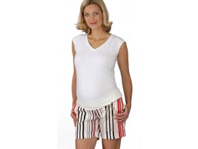 Těhotenské šortky Rialto Sinma 5378 (Dámská velikost 36)