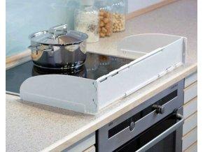 DanSafe ochrana vařiče stříbrná