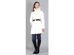 Dámský kabát Rialto Huet bílý 0365