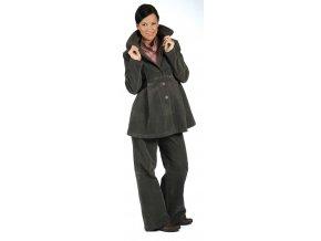 Těhotenský manžestrový kabátek Rialto Marle 19133