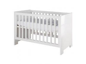 Dětská postýlka Europe Baby Brilliant glossy 60x120 cm