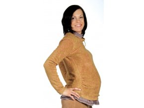 Sportovní oblečení v těhotenství.