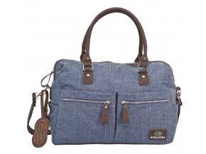 Koelstra přebalovací taška Nimme Denim Blue