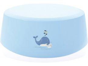 Stupátko ovál Bébé-Jou Wally Whale