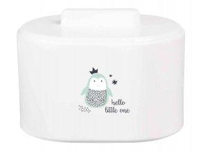 Kosmetický box na vatičky Bébé-Jou Hello Little One