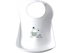 Plastový bryndák Bébé-Jou Hello Little One