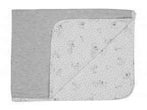 Mutifunkční pléd Bébé-Jou 101 Dalmatians