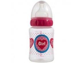 široká kojenecká lahvička z polypropylénu Bébé-Jou