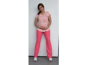 Těhotenské tričko Rialto Figari puntík 3795 (Dámská velikost 36)