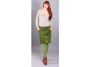 Dámská sukně Rialto BASILY zelená 19238