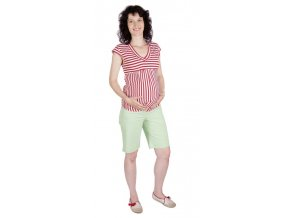 Těhotenské tričko Rialto Corrano 0135 (Dámská velikost 40)