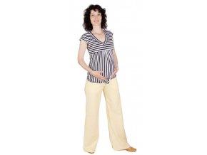Těhotenské tričko Rialto Corrano 0136 (Dámská velikost 38)