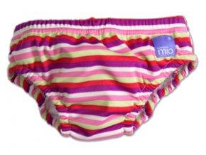 Kalhotky koupací Pink Stripe v.S